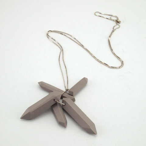 Archive Sale | Necklace Grey