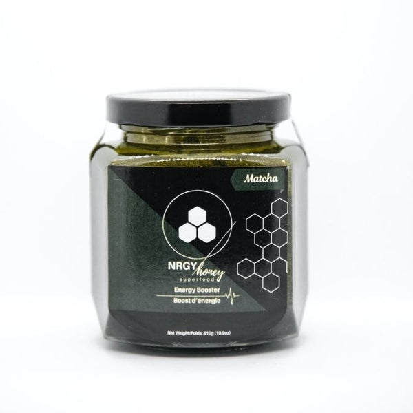 NRGY Honey Matcha Energy-Booster