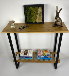 Hallway Console Table Hall Entryway Living Room Furniture Narrow hand made