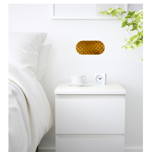 Modern bedside lamp reading light battery operated night light