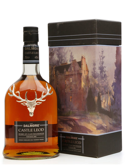 The Dalmore 1995 Castle Leod Highland Single Malt Scotch Whisky 700mL