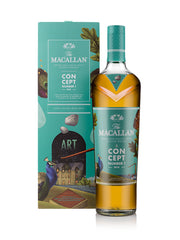 The Macallan 2018 Concept Number 1 Single Malt Scotch Whisky 700mL