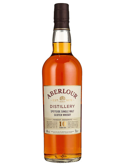 Aberlour 10 Year Old Forest Reserve Single Malt Scotch Whisky 700mL