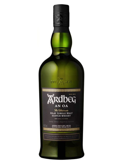 Ardbeg An Oa Islay Single Malt Scotch Whisky 700mL