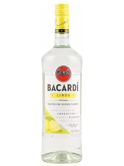Bacardi Limon 35% ABV Flavoured Rum 1L