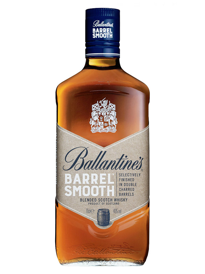 Ballantines Barrel Smooth Blended Scotch Whisky 1L