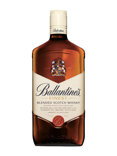 Ballantines Finest Blended Scotch Whisky 1L