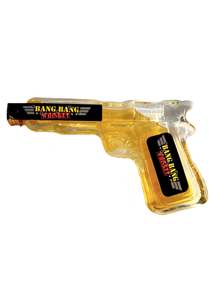 Bang Bang Premium Whiskey Pistol Gun 175mL