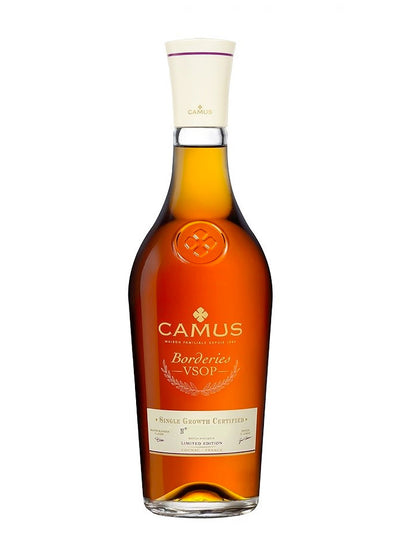 Camus VSOP Borderies Single Growth Certified Limited Edition Cognac 1L