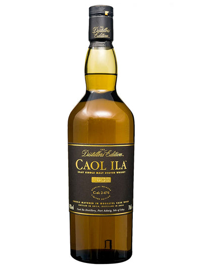 Caol Ila Distillers Edition Islay Single Malt Scotch Whisky 700mL