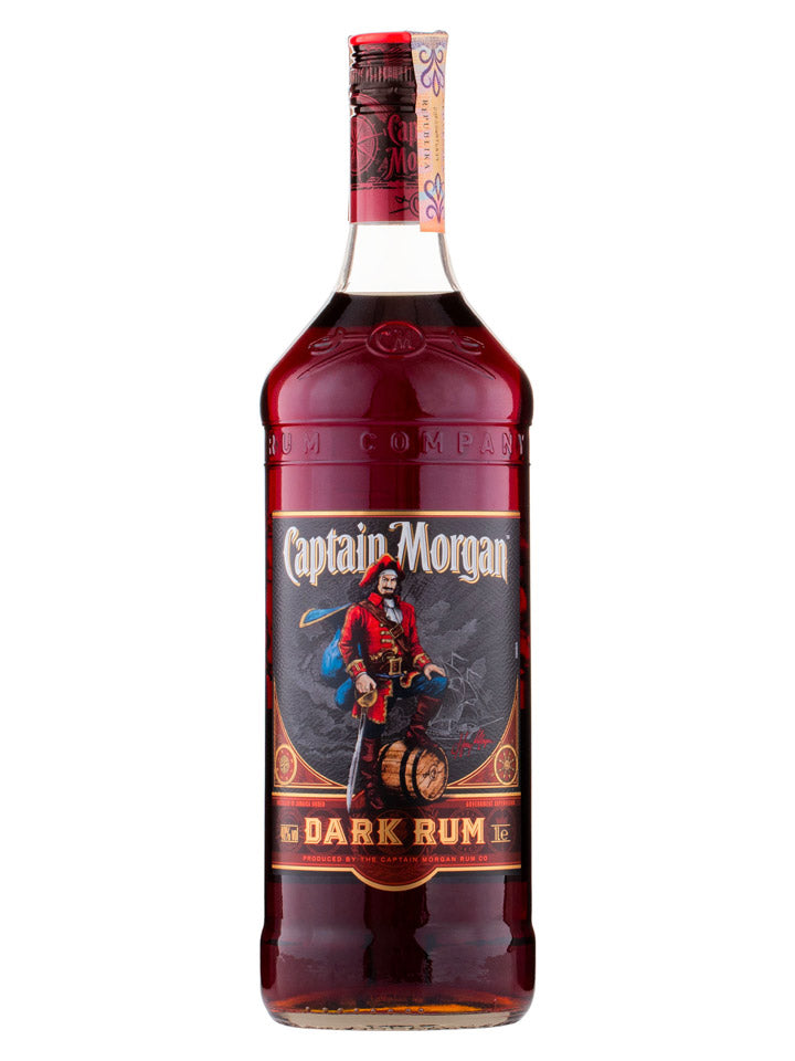 Captain Morgan Dark Rum 700mL