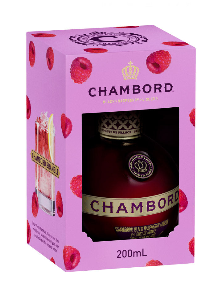 Chambord Black Raspberry Liqueur 200mL