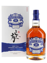 Chivas Regal 18 Ultimate Cask Collection Japanese Oak Finish Blended Whisky 1L