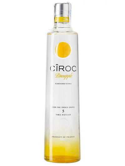 Ciroc Pineapple Flavoured French Vodka 1L
