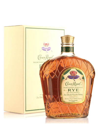 Crown Royal Northern Harvest Rye Blended Canadian Whisky 1L