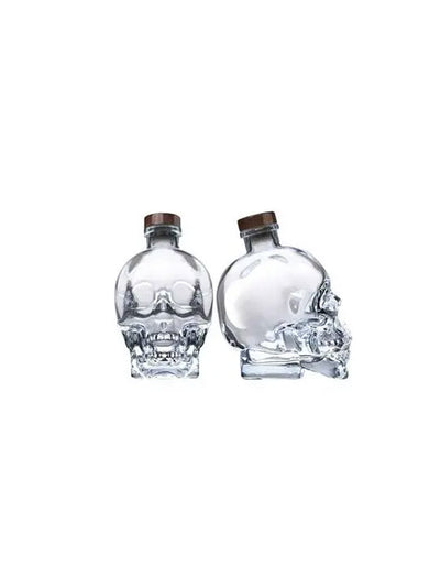 Crystal Head Skull Vodka Glass Miniature 50mL