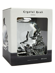 Crystal Head Skull Decanter Vodka 1L