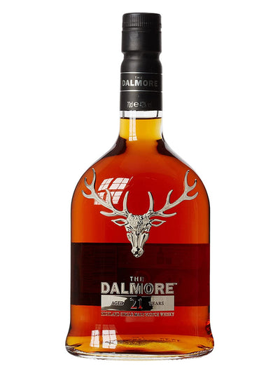 Pre-order: The Dalmore 21 Year Old Highland Single Malt Scotch Whisky 700mL