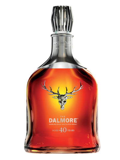 Pre-order: The Dalmore 40 Year Old Highland Single Malt Scotch Whisky 700mL