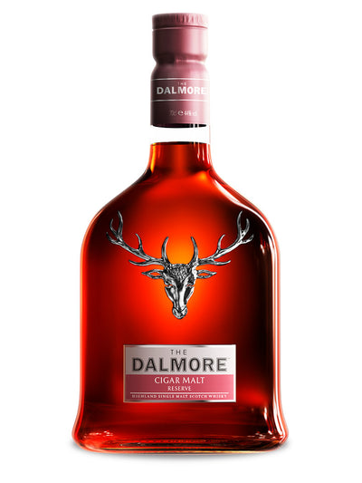 The Dalmore Cigar Malt Reserve Highland Single Malt Scotch Whisky 1L