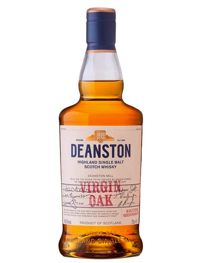 Deanston Virgin Oak Highland Single Malt Scotch Whisky 700mL