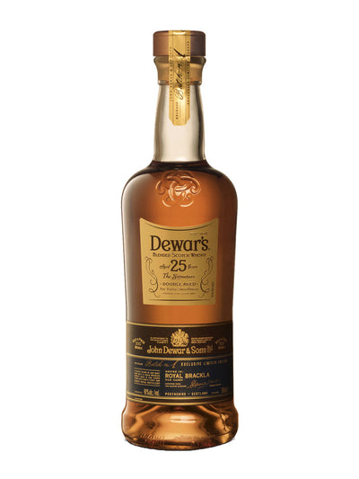 Dewar's 25 Year Old The Signature Blended Scotch Whisky 700mL