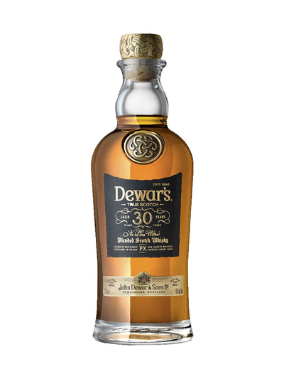 Dewar's 30 Year Old Ne Plus Ultra Blended Scotch Whisky 700mL