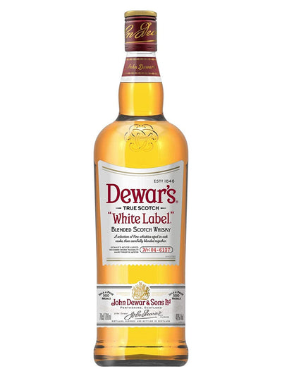 Dewar's White Label Blended Scotch Whisky 700mL
