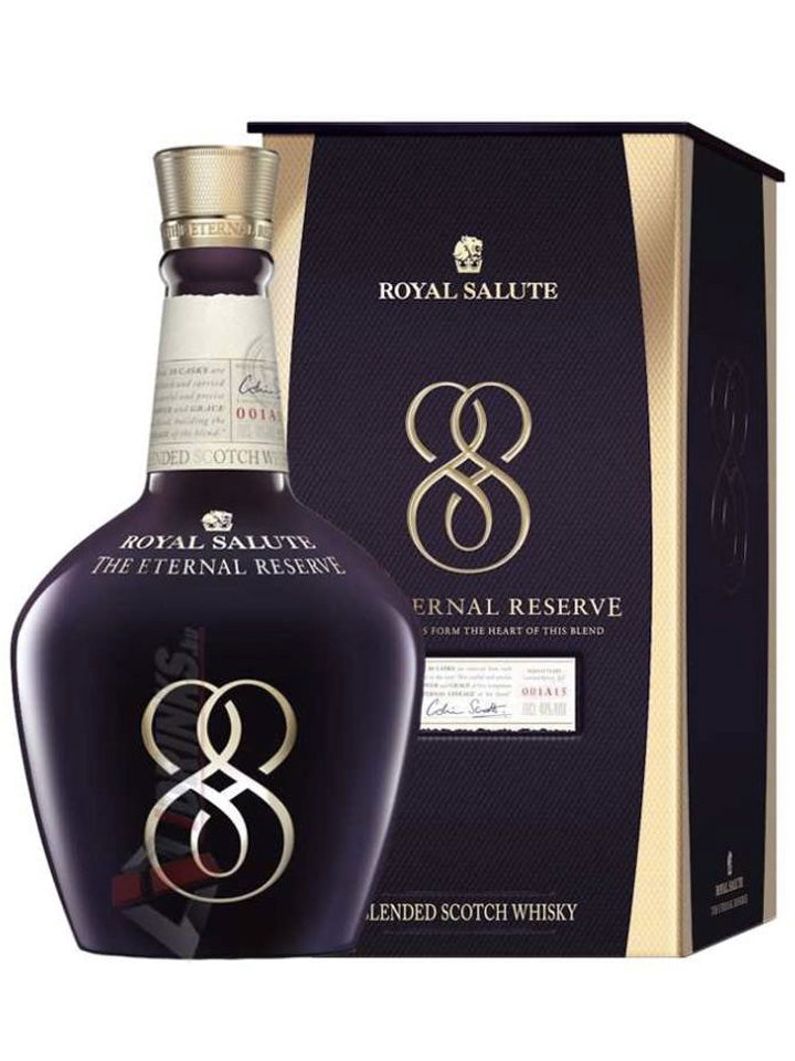 Chivas Brothers Royal Salute The Eternal Reserve 21 Year Old Blended Scotch Whisky 700mL