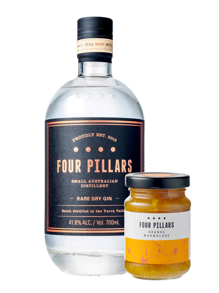 Four Pillars Rare Dry Gin + Jam 700mL