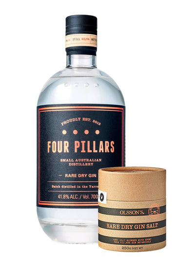 Four Pillars Rare Dry Gin + Gin Salt 700mL