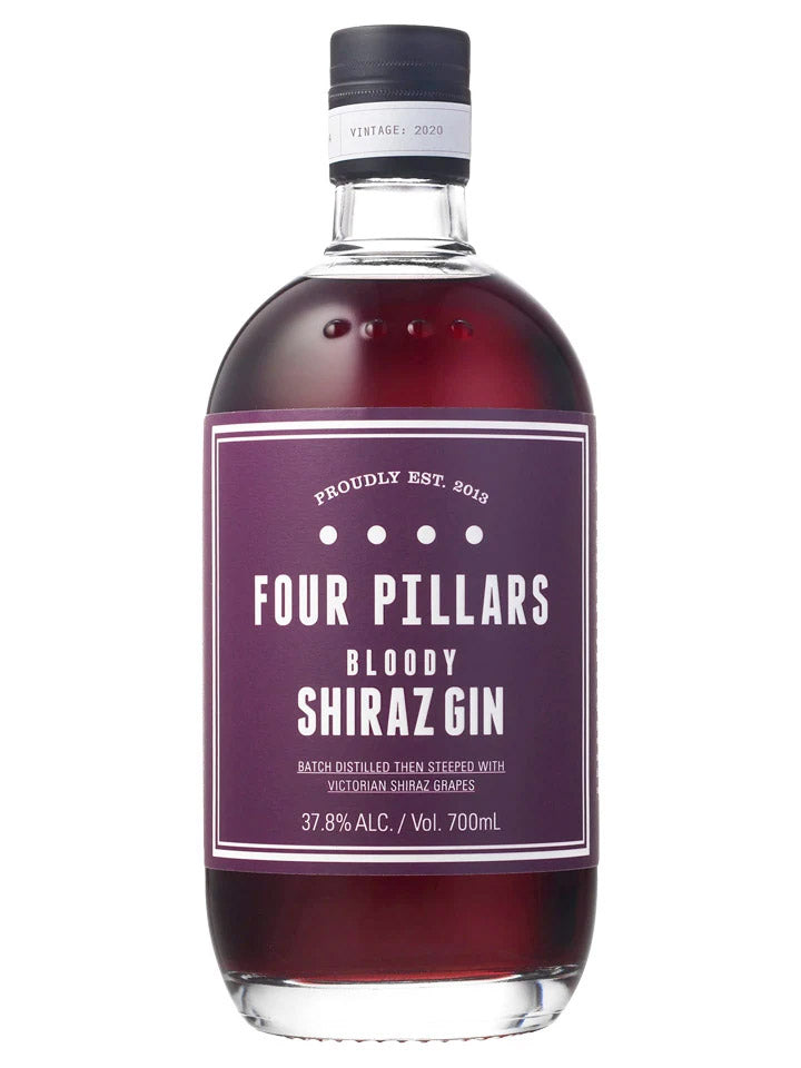 Four Pillars Bloody Shiraz Gin 2020 700mL