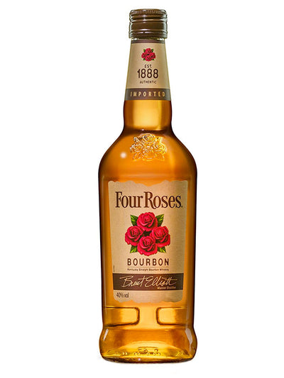 Four Roses Yellow Label Kentucky Straight Bourbon 1L