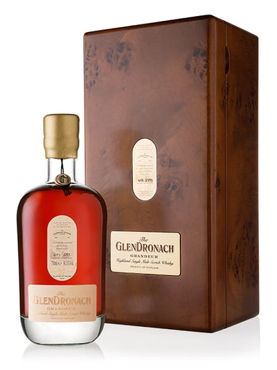 GlenDronach 27 Year Old Grandeur Batch 10 Single Malt Scotch Whisky 700mL