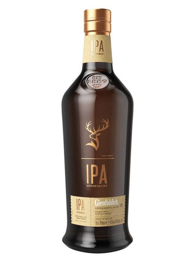 Glenfiddich Experiment 01 IPA Cask Finish Single Malt Scotch Whisky 700mL