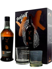Glenfiddich Experiment 02 Project XX + 2 Glasses Gift Pack Scotch Whisky 700mL
