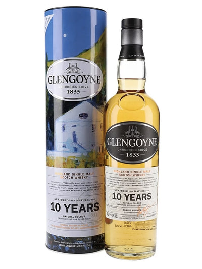 Glengoyne 10 Year Old Single Malt Scotch Whisky Jolomo Limited Edition 700mL
