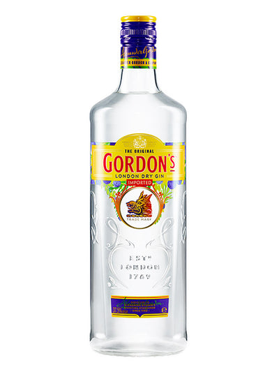 Gordon's London Dry Gin 37.5% 700mL