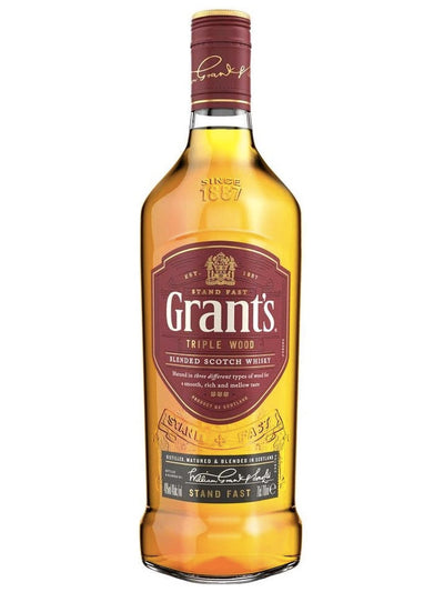 Grant's Triple Wood Blended Scotch Whisky 700mL