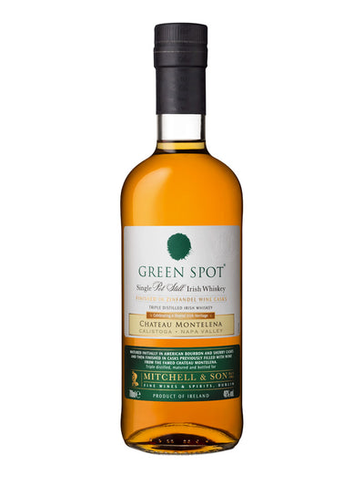 Green Spot Chateau Montelena Single Pot Still Irish Whisky 700mL