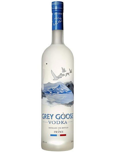 Grey Goose Premium French Vodka 3L