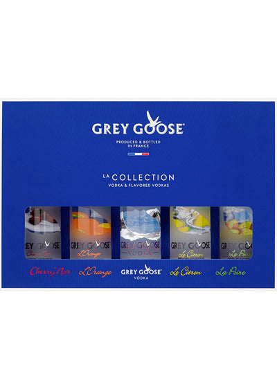 Grey Goose La Collection French Vodka 5 x 50mL