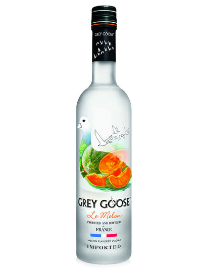 Grey Goose Le Melon Flavoured Premium French Vodka 1L