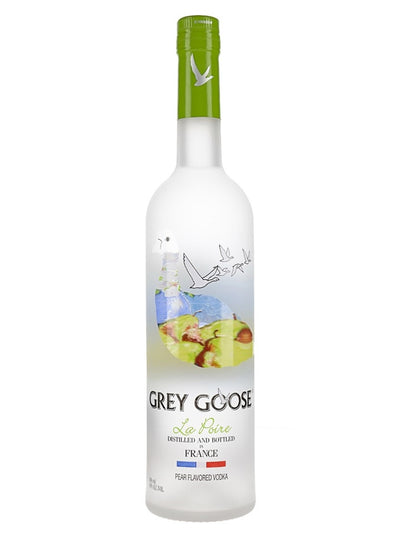 Grey Goose La Poire Pear Flavoured Premium French Vodka 1L
