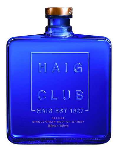 Haig Club Single Grain Deluxe Scotch Whisky 700mL