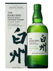 Hakushu Distiller's Reserve Single Malt Japanese Whisky 700mL
