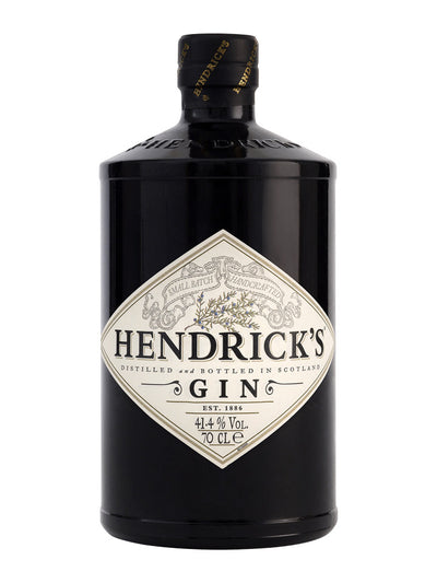 Hendrick's Gin 44% Import Strength 750mL