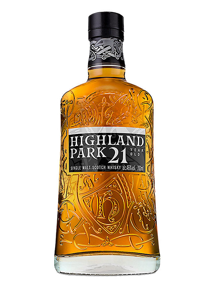 Highland Park 21 Year Old Single Malt Scotch 700mL