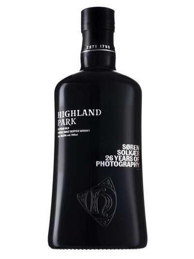 Highland Park Søren Solkær 26 Year Old Single Malt Scotch Whisky 700mL