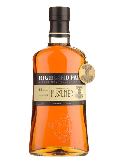 Highland Park Mjolner 14 Year Old Single Malt Scotch Whisky 700mL